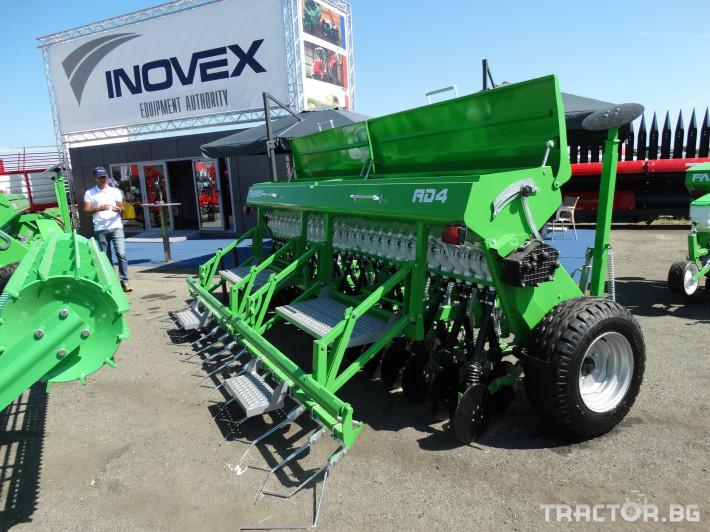 Сеялки Farmix Механична сеялка FARMIX AD4 0 - Трактор БГ