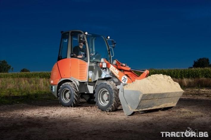 Машини за ферми Товарач ATLAS AR40 1 - Трактор БГ