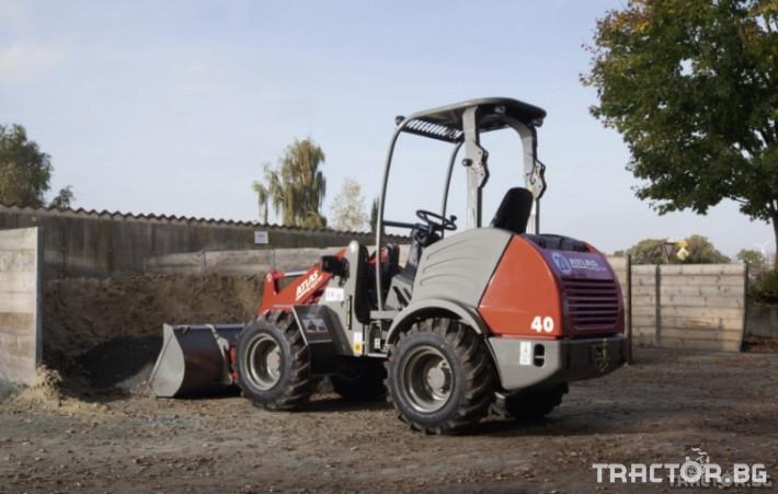 Машини за ферми Товарач ATLAS AR40 2 - Трактор БГ