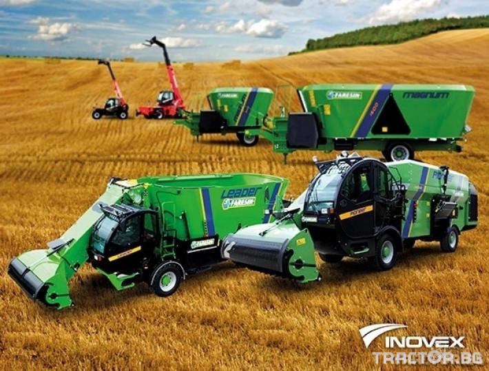 Машини за ферми Фуражни миксери Faresin 0