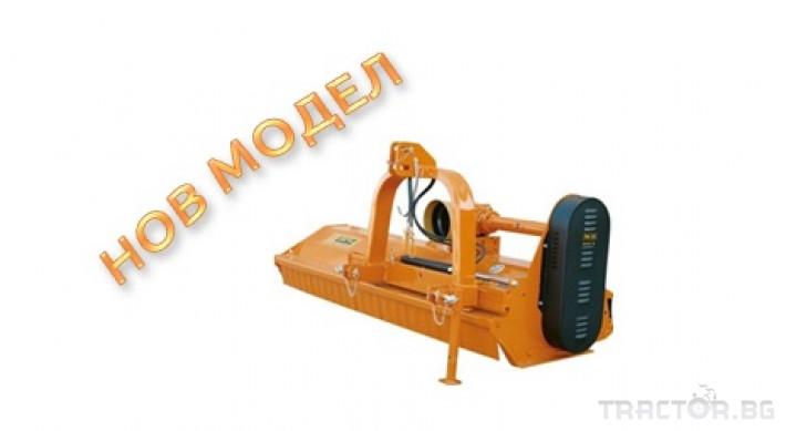 Мулчери Berti Мулчер BERTI TBM 1 - Трактор БГ