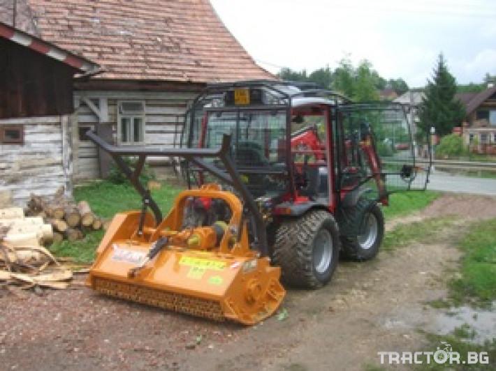 Мулчери Berti Горски мулчер BERTI ECF/MD 0 - Трактор БГ