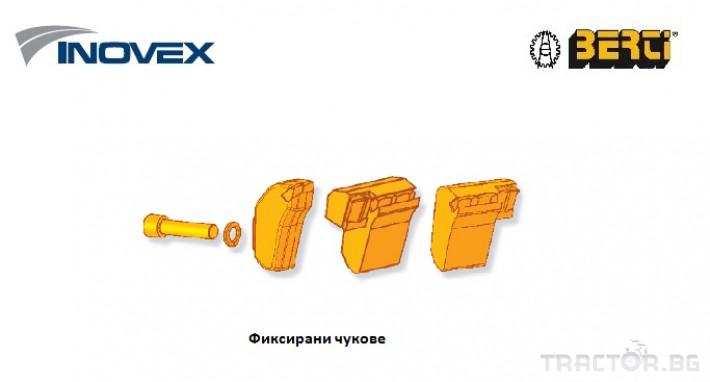 Мулчери Горски мулчер BERTI  EFX/DT 3