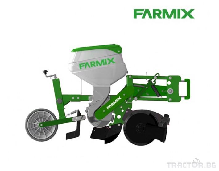 Сеялки Пневматична сеялка за пролетници с торовнасяне FARMIX 3