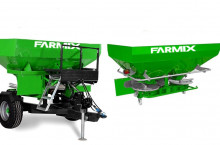 Навесна дискова торачка FARMIX FS15