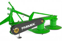 Навесна дискова косачка  FARMIX DM 165