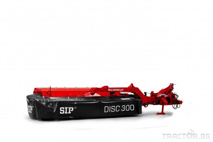 Косачки Дискова косачка SIP SILVERCUT DISC 380 S 0
