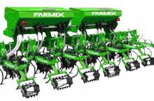 Farmix Окопен култиватор с торовнасяне FARMIX CR6