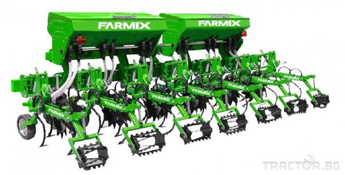 Култиватори Окопен култиватор с торовнасяне FARMIX CR6 0 - Трактор БГ