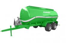 Двуосна цистерна FARMIX FW8