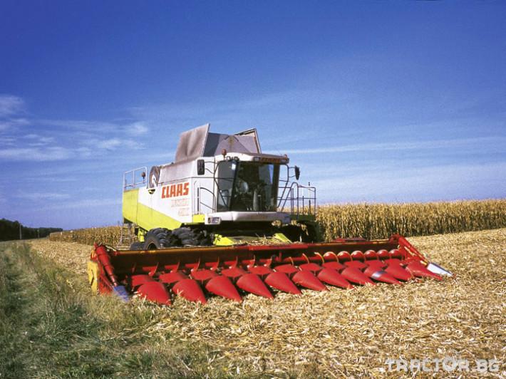 Хедери за жътва 12 редов хедер за царевица Capello, модел Quasar R12 2 - Трактор БГ