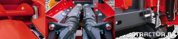 Хедери за жътва 12 редов хедер за царевица Capello, модел Quasar R12 1 - Трактор БГ