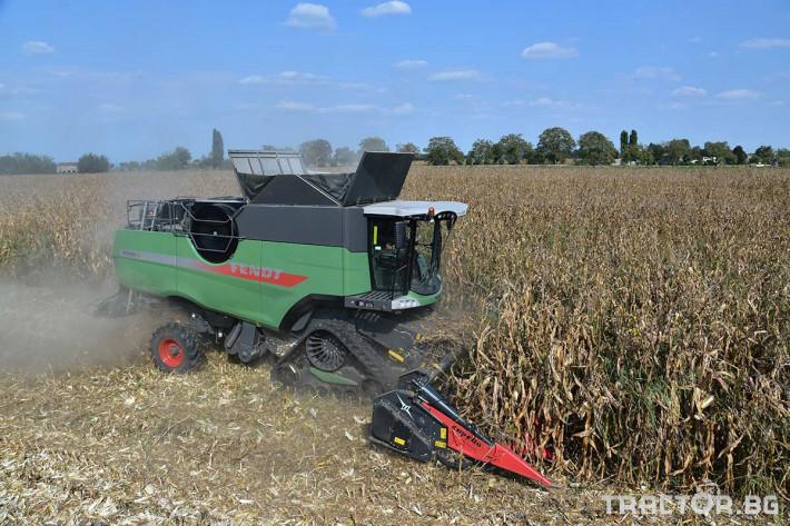 Хедери за жътва 12 редов хедер за царевица Capello, модел Quasar R12 0 - Трактор БГ
