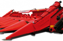 6 редов хедер за царевица Capello, модел Quasar F6