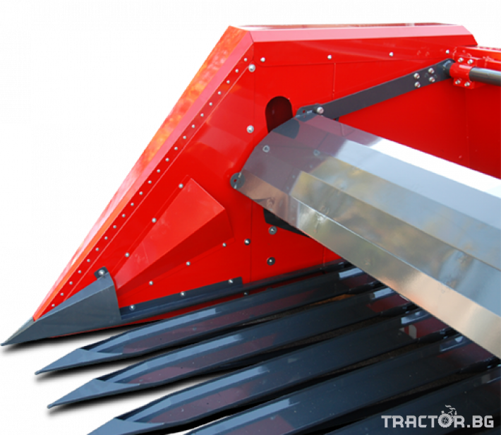 Хедери за жътва Безредов хедер за слънчоглед Capello, модел Helianthus 9,4 м. 3