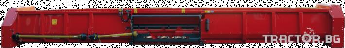 Хедери за жътва Безредов хедер за слънчоглед Capello, модел Helianthus 7,5 м. 2 - Трактор БГ