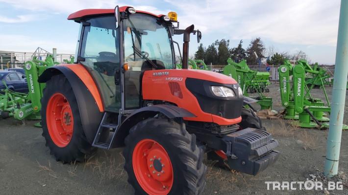 Трактори Kubota М9960 0 - Трактор БГ
