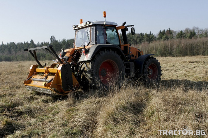 Мулчери Горски мулчер BERTI, модел EFX/DT 250 5 - Трактор БГ