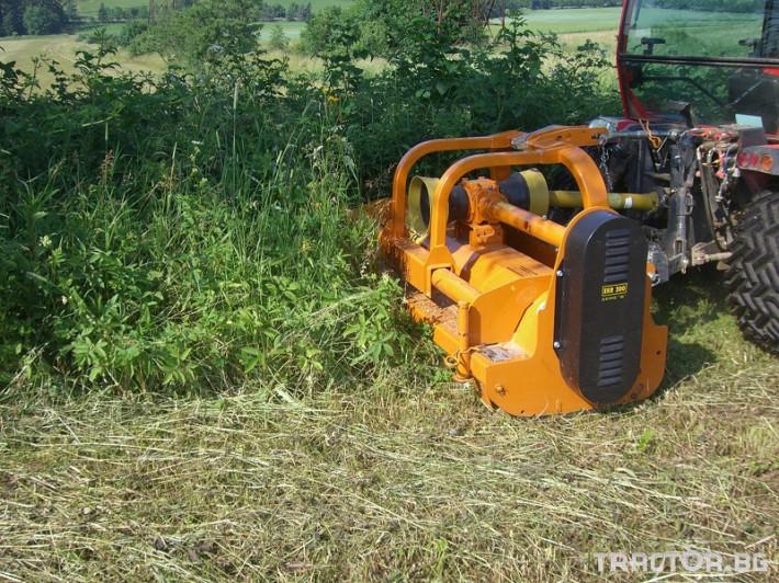 Мулчери Мулчер за преден и заден монтаж BERTI EKR/S 0 - Трактор БГ