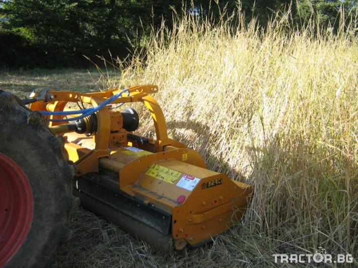 Мулчери Мулчер за преден и заден монтаж BERTI EKR/S 1 - Трактор БГ