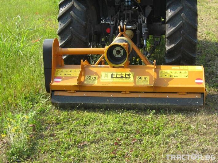 Мулчери Мулчер за преден и заден монтаж BERTI EKR/S 2 - Трактор БГ