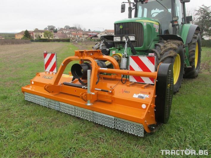 Мулчери Мулчер за преден и заден монтаж BERTI XPRO 0 - Трактор БГ