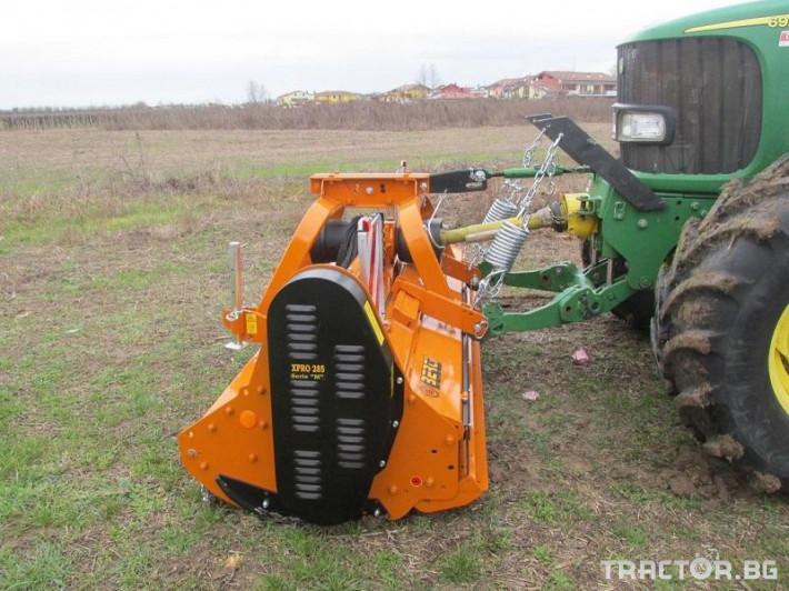 Мулчери Мулчер за преден и заден монтаж BERTI XPRO 1 - Трактор БГ