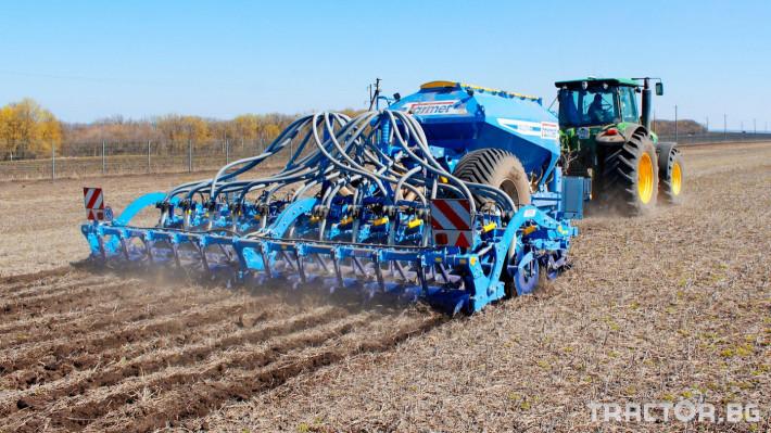 Сеялки Farmet FALCON 0 - Трактор БГ