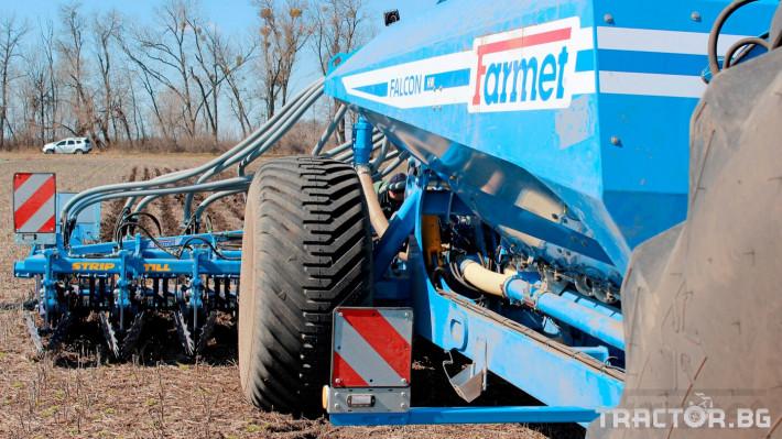 Сеялки Farmet FALCON 3 - Трактор БГ