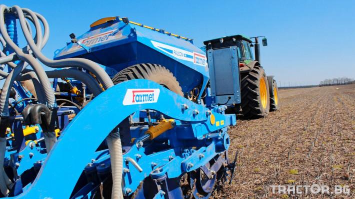 Сеялки Farmet FALCON 4 - Трактор БГ