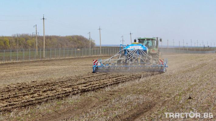Сеялки Farmet FALCON 5 - Трактор БГ