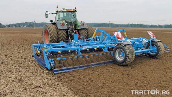 Култиватори Предсеитбени култиватори FARMET серия Kompaktomat 2 - Трактор БГ