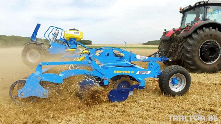 Брани Farmet Дискови брани серия SOFTER 0 - Трактор БГ
