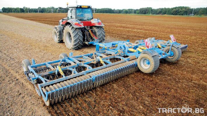 Брани Farmet Дискови брани серия SOFTER 1 - Трактор БГ