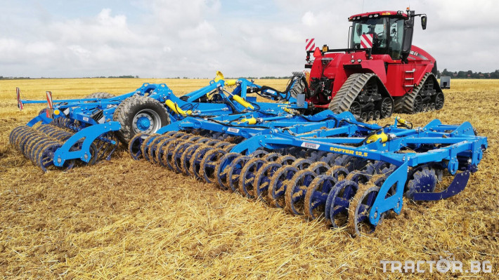Брани Farmet Дискови брани серия SOFTER 2 - Трактор БГ
