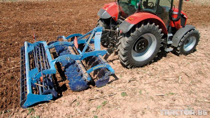 Брани Farmet Дискови брани серия SOFTER 4 - Трактор БГ